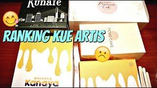 Ranking KUE ARTIS di Bandung (dari ENAK BANGET sampai.....) Ft. Anak Kuliner