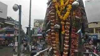 Juloos E Ashura From Taarfel To Timmapuri Circle Gulbarga