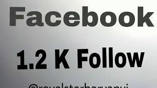 Facebook | Youtube | Instagram | Follow | Thanks 4 ur Love