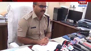 Morbi : Accused Got Trapped By Sog Police