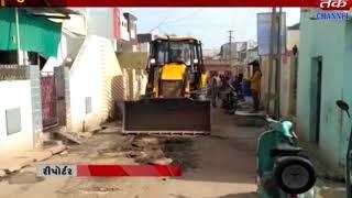 Surendranagar : Road Renovation & Transportation Activity Stopped BCZ OF Havon User's Strike