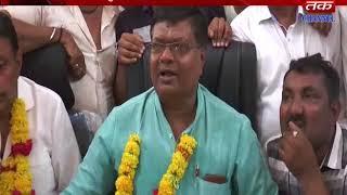 Botad : New President Mahasukh Dalavadi Elected Of Botad Nagarpalika