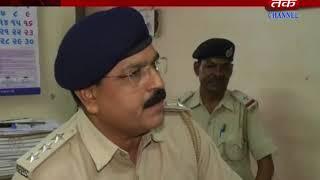 Una : Car Driver Attack On Police Inspector At Girgadhda