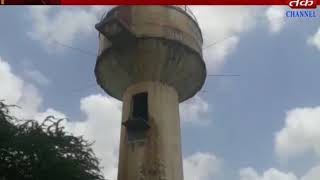 Naliya : in vizan village tank of water reservation department is in bad situation