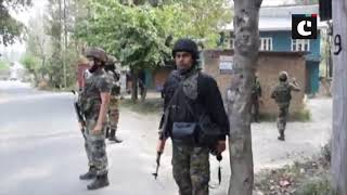 Security forces launch cordon & search operation in J&K's Pulwama