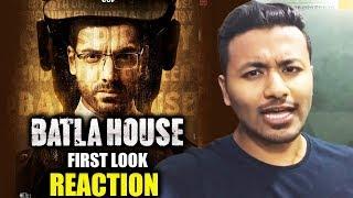 Batla House FIRST LOOK | REVIEW | REACTION | John Abraham