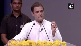 Indian education system should have its own voice to express opinion: Rahul Gandhi