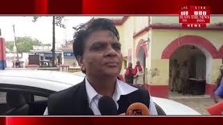 Lakhimpur ]लखीमपुर खीरी जिले का  प्रमुख सचिव श्रम व राजस्व विभाग ने  किया निरीक्षण / THE NEWS INDIA