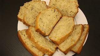 RESEP BOLU PISANG atau ROTI PISANG ( Banana Bread )