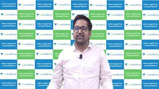 CA Raj K Agraw0al Videos at Unacademy - Free Learning Portal