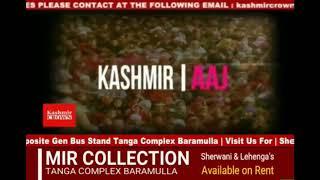 #Kashmir crown presents Top Pahari News Headlines Of 23 September 2018 with Tahir Qadoos .