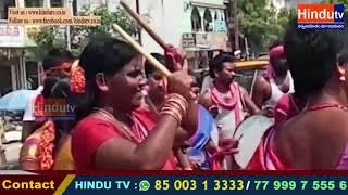 warangal   GANANADHUNI   nimajjanam//HINDUTV LIVE//