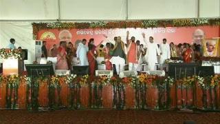 Shri Amit Shah addresses Mahila Samawesh - Mahila Shakti Kendra Sammelan in Puri, Odisha
