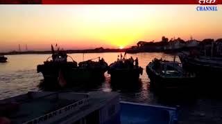 Okha : people's troubled after closing port of okha