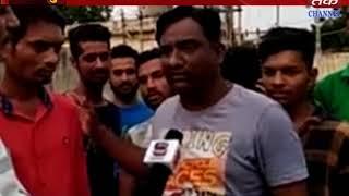 santrampur : svachchta abhiyan gets failed because of palika minister