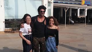 Sunil Grover, Sanya Malhotra & Radhika Madan Spotted Promoting Pataaka Movie In Mumbai