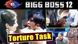Torture Chair Task | Housemates Plays DIRTY GAME | Bigg Boss 12 Latest Update