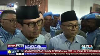Begini Suasana Kampanye Sandiaga Uno di Semarang