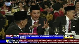 Kadin Beri Jokowi Penghargaan Tokoh Pemerataan Pembangunan Nasional