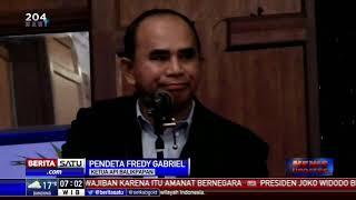 Asosiasi Pendeta dan Jemaat Deklarasi Dukung Jokowi-Ma'ruf