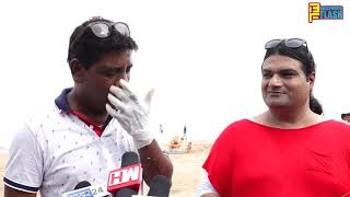 After Visarjan Beach Clean Up With Tarak Mehta Actor Iyer & Niharica Raizada