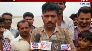 Madhavpur+Madhavpur : rain damage farm farmer get tension because of rain