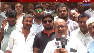 Vishavadar : Chamber Of Commerce Demand Re-Start Metter Gage Train