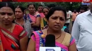 valsad : Demand for not creating SOLOD West in the land