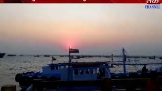 okha : Dwarka is situated near the coastline