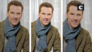 Here's how Benedict Cumberbatch saved a man's life!