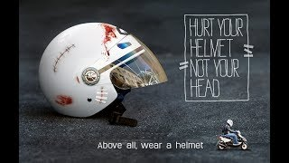 Helmet Awarness Campaign Begins In Goa