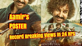 Aamir Khan Firangi Motion Poster Record Breaking Views In 24 Hours l Thugs Of Hindostan