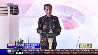 Jokowi: Jangan Terbelah Hanya karena Beda Pilihan