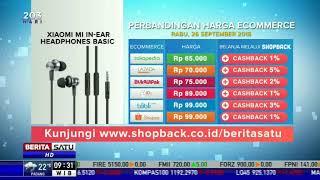 Perbandingan Harga e-Commerce: Xiaomi Mi In Ear Headphones Basic