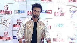 Ranbir Kapoor Grand Entry At Bright Awards 2018 & Yogesh Lakhani Birthday Celebration