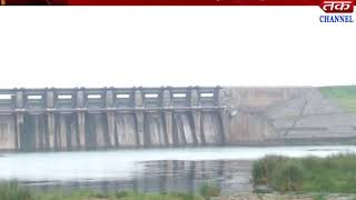 Sarbarkantha : North Gujarat appeared on the bottom of the Dharoi Dam due to a brief rain