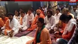 lathi : Sadhu Santo Umtia in Bhandara of Prosperous Self-Reality