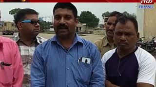Santrampur : Planting program was organized in ST Depot