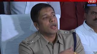 Jamnagar :  Command of the statewide NDRF drive by district police chief