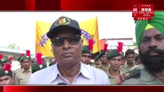 बहराइच के महाराज सिंह इंटर कॉलेज के 51 यूपी बटालियन के अंतर्गत लोगों से स्वच्छता बनाये रखने की अपील