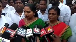 TRS Kavitha Warning Konda Surekha || TRS MP Kavitha Strong warning TO Konda Surekha