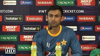 India is the best side in the world – Shoaib Malik