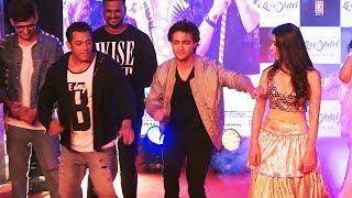 Salman Khans CRAZY DANCE On Chogada With Aayush Sharma & Warina Hussain | LOVEYATRI