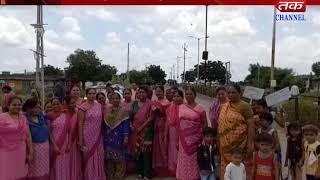 Damnagar : Organizing a rally organized under cultivation