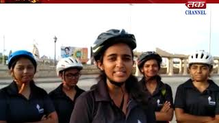 Madhavpur : Cycle Rely Organized
