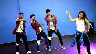 Chalti Hai Kya 9 Se 12 Song | Judwaa 2 | Varun | Jacqueline | kunal | dance floor studio | Anu Malik