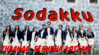 Sodakku Dance choreography |Thaanaa Serndha kootaan |PUNE version | Kunal ,Tamil | Suriya | Anirudh