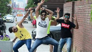 Galti Se Mistake |Jagga Jasoos | Ranbir kapooor | bollywood dance on korean streets | kunal more