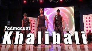 Khalibali | padmaaavat | Ranveer singh | DANCE Choregraphy | KUNAL DFS | Deepika