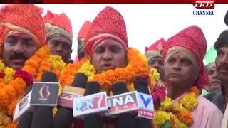 Gir Somnath : Dhvjarohan At Ramapir Temple